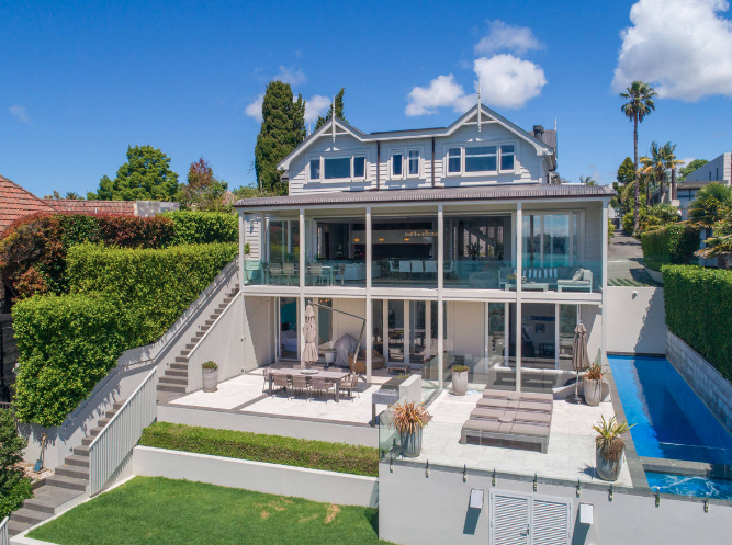 Auckland's biggest house sales – what they went for   Shaan